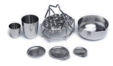 Laboratory Platinum ware