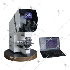 Sugar Crystal Measuring Microscope