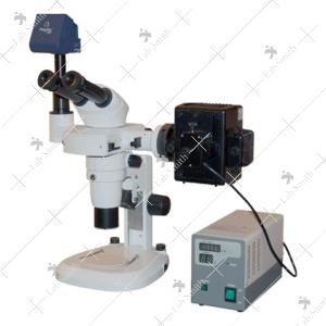 Advanced Stereo Zoom Microscope