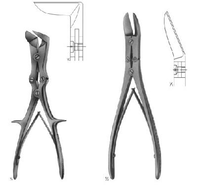 Bone Cutting Forceps