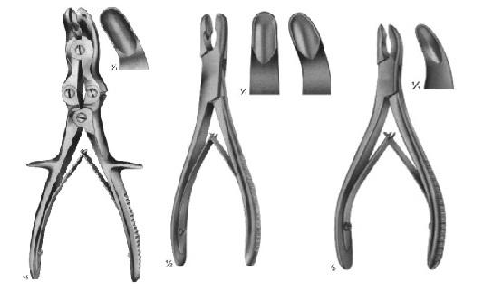 Bone Rongeurs