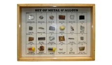 Collection Of Metals And Alloys