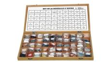 Rocks & Minerals; Geology