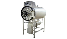 Horizontal Steam Autoclaves