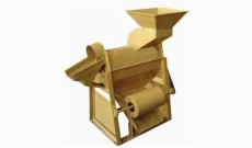Maize Sheller Cum Husk Remover