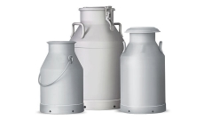 Milk Cans And Accessories