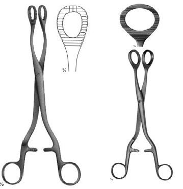 Ploypus and Ovum Forceps
