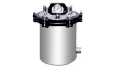 Portable Stainless Steel Sterilizer