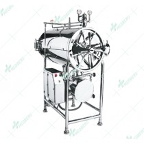 GMP Compliant Horizontal Steam Autoclave