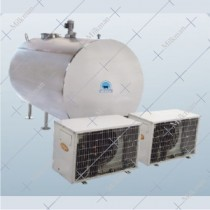 Milk Cooling Tank (Enclosed Bulk Cooler) 2000 Ltrs.