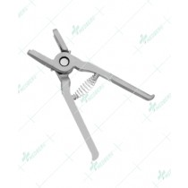 Ear Tag Applicator Small, Aluminium