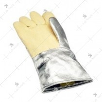 Saviour Aluminized Aramid Gloves