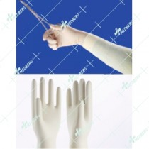 Gynaecology (Elbow Length) Latex Surgical Gloves Sterile Powderfree