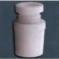 PTFE Stuffing Box Gland Cone with Cap
