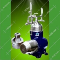 Milk Clarifier Cap. 3300LPH On Line