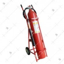 Water Mist and CAF Fire Extinguisher Trolley Mounted [50L]