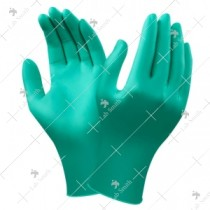 Ansell Touch N Tuff Nitrile Gloves - 92-605