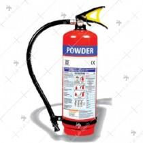 Saviour Fire Extinguisher ABC 6 Kg.