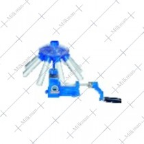 Umbrella Type Head with hand operated base for 8 Test only3