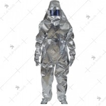 Saviour Aluminized Fire Suit [5300 - Coverall]