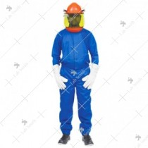 Saviour ARC Coveralls [12 cal Treated Fabric]