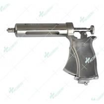Metal Continuous syringe