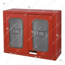 Fire Hose Cabinet - Double
