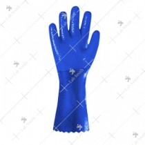 Ansell Double Dipped PVC Gloves 14-663