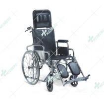 Steel Wheelchair (High-class Configuration)