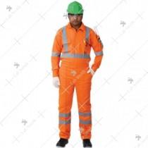 Saviour Workwear Cotton Coverall [210 - 240 GSM]