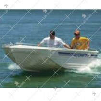 HDPE Boat