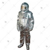 Saviour Aluminized Fire Suit [5100 - Jacket & Trouser]