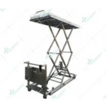 Mortuary lifting cart