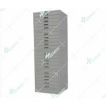 Pathology wax block cassettes  cabinet