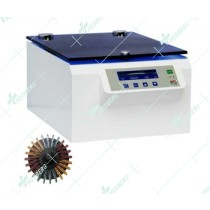 Blood card/ gel cards centrifuge