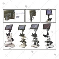 LCD Touch Screen Microscope Camera
