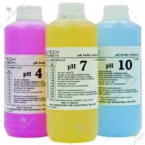 pH buffers