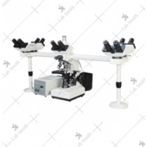 Multiviewing Microscope