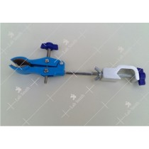 Universal Clamp, Aluminium with attached Boss head
