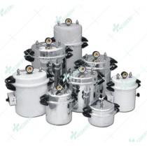 Autoclaves/ Pressure Steam Sterilizers, Aluminium - Seamless, Pressure  Cooker type (P type)