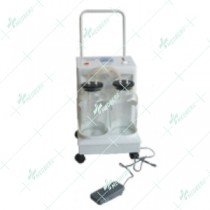 Electric Suction Units Trolley Model