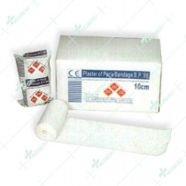 Plaster of Paris Bandage B.P.