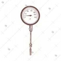 Vertical Dial Thermometer