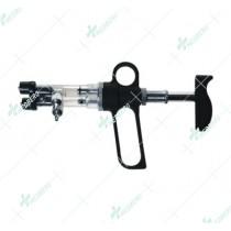 Double-Barreled Continuous Syringe
