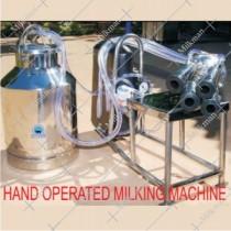 Hand Operated Milking Machine