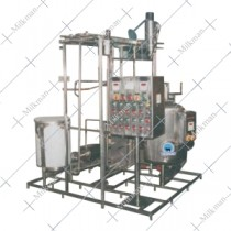Pasteurization Unit Continuous JMSMP 900 LPH