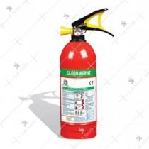 Saviour Fire Extinguisher Clean Agent [BC - 2 Kg.]