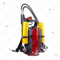 Water Mist and CAF Fire Extinguisher Backpack [10L]