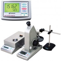 Multi-Wavelength Abbe Refractometer