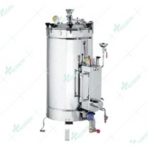 Gas Cum Electric Autoclave(Operating on LPG)